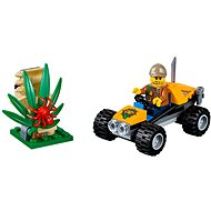 LEGO City Jungle Explorers 60156 Bugina do džungle - Stavebnica