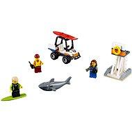 LEGO City Coast Guard 60163 Pobrežná hliadka - začiatočnícka sada - Stavebnica