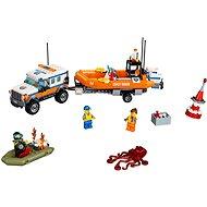 LEGO City Coast Guard 60165 Vozidlo zásahovej jednotky 4 x 4 - Stavebnica