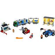 LEGO City Town 60169 Nákladný terminál - Stavebnica
