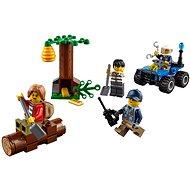 LEGO City 60171 Zločinci na úteku v horách - Stavebnica