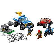 LEGO City 60172 Naháňačka v priesmyku - Stavebnica