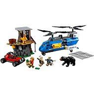 LEGO City 60173 Zatknutie v horách - Stavebnica