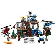 LEGO City 60174 Horská policajná stanica - Stavebnica