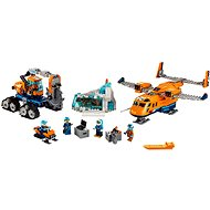 LEGO City Arctic Expediti 60196 Polárne zásobovacie lietadlo - LEGO stavebnica