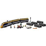 LEGO City Trains 60197 Osobný vlak - Stavebnica