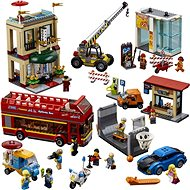 LEGO City Town 60200 Hlavné mesto - Stavebnica