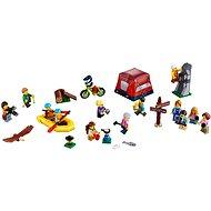 LEGO City 60202 Súprava postav – dobrodružstvo v prírode - Stavebnica