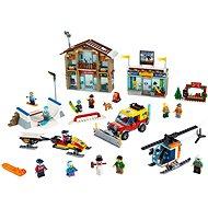 LEGO City Town 60203 Lyžiarsky areál - LEGO stavebnica