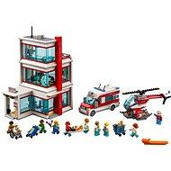 LEGO City 60204 Nemocnica - Stavebnica