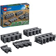 LEGO City Trains 60205 Koľaje - Stavebnica