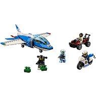 LEGO City 60208 Zatknutie zlodeja s padákom - LEGO stavebnica