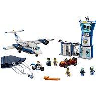 LEGO City 60210 Základňa Leteckej polície - LEGO stavebnica