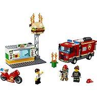 LEGO City 60214 Záchrana burgrárne - LEGO stavebnica
