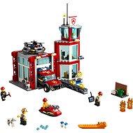 LEGO City 60215 Hasičská stanica - LEGO stavebnica