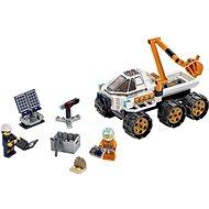LEGO City Space Port 60225 Testovacia jazda kozmického vozidla - Stavebnica