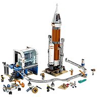 LEGO City Space Port 60228 Štart vesmírnej rakety - Stavebnica