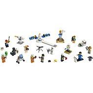 LEGO City Space Port 60230 Súprava postáv – Vesmírny výskum - Stavebnica