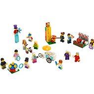LEGO City Town 60234 Súprava postáv – Zábavná púť - LEGO stavebnica
