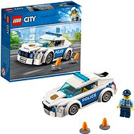LEGO City 60239 Policajné auto - LEGO stavebnica