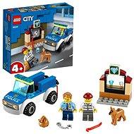 LEGO City Police 60241 Jednotka s policajným psom - LEGO stavebnica