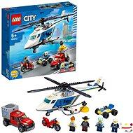LEGO City Police 60243 Prenásledovanie s policajnou helikoptérou - LEGO stavebnica