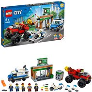 LEGO City Police 60245 Lúpež s monster truckom