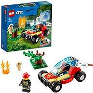LEGO City Fire 60247 Lesný požiar - LEGO stavebnica
