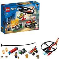 LEGO City Fire 60248 Zásah hasičského vrtuľníka - LEGO stavebnica