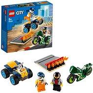 LEGO City Nitro Wheels 60255 Tím kaskadérov - LEGO stavebnica