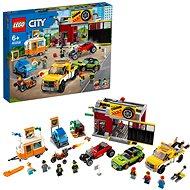 LEGO City Nitro Wheels 60258 Tuningová dieľňa - LEGO stavebnica