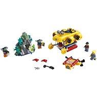 LEGO City 60264 Oceánska prieskumná ponorka - LEGO stavebnica