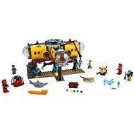 LEGO City 60265 Oceánska prieskumná základňa - LEGO stavebnica