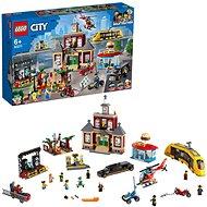 LEGO City 60271 Hlavné námestie - LEGO stavebnica