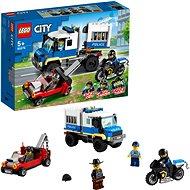 LEGO City 60276 Väzenský transport - LEGO stavebnica