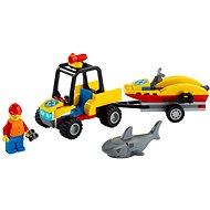 LEGO City 60286 Záchranná plážová štvorkolka - LEGO stavebnica