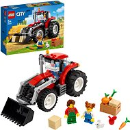 LEGO City 60287 Traktor - LEGO stavebnica
