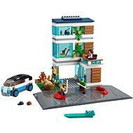 LEGO® City 60291 Moderný rodinný dom - LEGO stavebnica