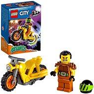 LEGO® City 60297 Demolačná kaskadérska motorka