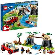 LEGO® City 60301 Záchranársky tereňák do divočiny