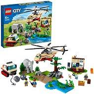 LEGO® City 60302 Záchranná operácia v divočine - LEGO stavebnica