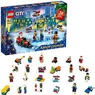 LEGO® City 60303 Adventný kalendár LEGO® City