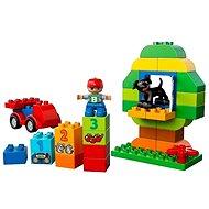 LEGO DUPLO 10572 Box plný zábavy - Stavebnica