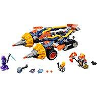 LEGO Nexo Knights 70354 Axlův voz Drvič - Stavebnica