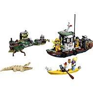 LEGO Hidden Side 70419 Stará rybárska bárka - LEGO stavebnica