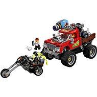 LEGO Hidden Side 70421 El Fuegov nákladiak - LEGO stavebnica
