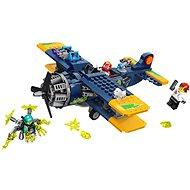 LEGO Hidden Side 70429 El Fuegovo kaskadérské lietadlo - LEGO stavebnica