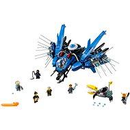 LEGO Ninjago 70614 Blesková stíhačka - Stavebnica