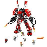 LEGO Ninjago 70615 Ohnivý robot - Stavebnica