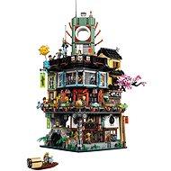 LEGO Ninjago 70620 City - Stavebnica